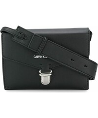 Calvin Klein Jeans Envelope shoulder bag - Black 867d1c58c4