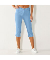 94711c81d30 Blancheporte Korzárské slim džíny nebeská modrá