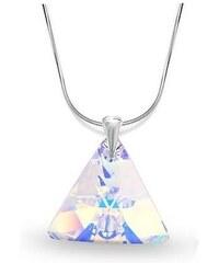 Naneth Náhrdelník s kryštálom Swarovski Elements Polygon Crystal 21 ... f50f010f5fd