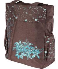 Dámská kabelka ALPINE PRO HANAKO LBGL028 HNĚDÁ c4571e6462