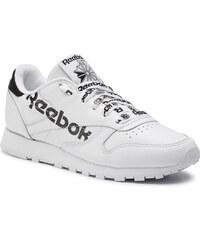 Cipő Reebok - Cl Lthr DV3830 White Black 385ab9b463