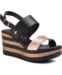 e20a9ab453 Oranžové platformové sandále Tamaris 28312 - Glami.sk