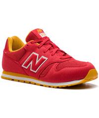 Sportcipő NEW BALANCE - YC373RP Piros 661746d888