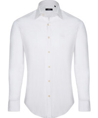Bílá elegantní košile od Hugo Boss 084e507549