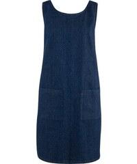 7bfbcdf064b bonprix Strečové džínové šaty