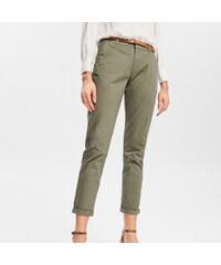 Reserved - Kalhoty chino - Khaki 5c1eb72faa
