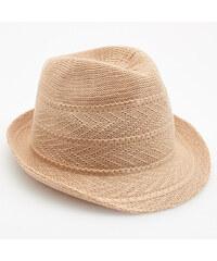 e4c4e92bd Reserved - Slamený klobúk - Béžová