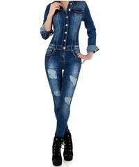 03a1945aaa60 Dámský jeansový overal Original Denim