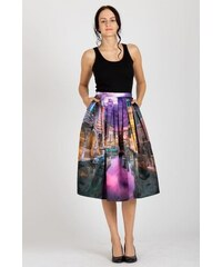 aa7e426f79c Chicwish Midi sukně Benátská romantika