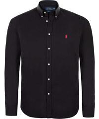 Černo-červená prémiová košile od Ralph Lauren 149960b724