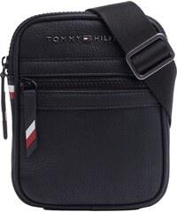 Tommy Hilfiger čierna crossbody unisex taška Essential Compact Crossover  Black 87e363b1ba7