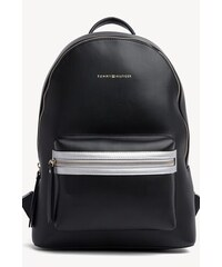 Tommy Hilfiger černý batoh Iconic Tommy Backpack Black 8ffed6fe499