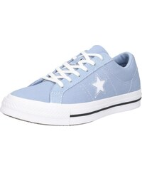 90ffef9d771 CONVERSE Tenisky  ONE STAR OX  indigo   bílá