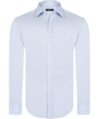 5dbbd4299d39 Svetlo modrá elegantná košeľa od Hugo Boss