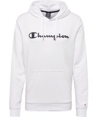 Champion Authentic Athletic Apparel Mikina černá   bílá 7c89db38556