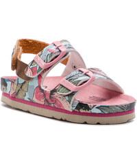 3858e1dfdf50 Sandále PEPE JEANS - Bio Tropic Kids PGS90138 Factory Pink 327