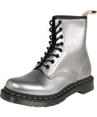 Dr. Martens Šněrovací boty  8 Eye Boot 1460 Vegan  stříbrná 305674dd6e