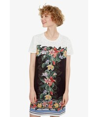 47a5911b80 šaty Desigual Karuka rosa vento - Glami.cz