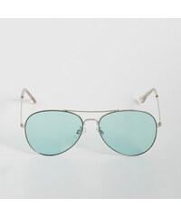 Sinsay - Slnečné okuliare - Zelená 0ea9c8ac3c8