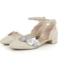 782ff9fb7b41 Ruby Shoo Patricia Púdrové topánky