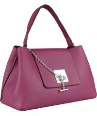 e8a9226e59 Calvin Klein Dámská kabelka přes rameno CK Lock K60K605062 fialová