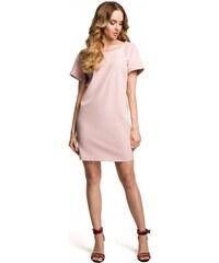 b7cf9ecd95e1 Moe Dámské společenské šaty Moe 117574 růžové - růžová