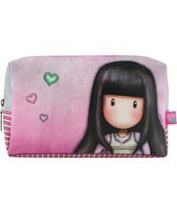 Santoro London - Kozmetikai táska (nagy) - Gorjuss - Tall Tails Rózsaszín 8c7f04e43c