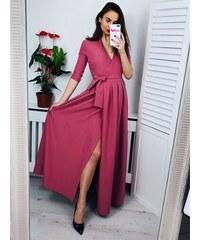 c101cd703d Webmoda Dámske spoločenské šaty Zimera