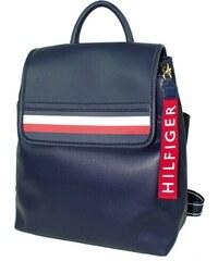 Tommy Hilfiger Dámský modrý batoh - kabelka Tommy Hilfiger 181199 73c91bbd3df
