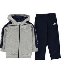 Adidas Tape Full Zip Tracksuit Infant Boys 321ba55ef25