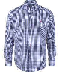 c89d854d4bab Bielo-modrá košeľa z prémiovej bavlny od Ralph Lauren