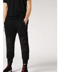 Pánské černé teplákové kalhoty Diesel P-GRAND d2201931e7