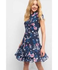 ORSAY Květované áčkové šaty 0d41eab4644