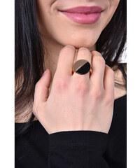 Calvin Klein Luxusní pozlacený prsten Spicy KJ8RBR1401 fe5b1714c4