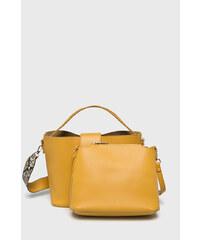 Žlté Dámske kabelky a tašky  0a66317be67