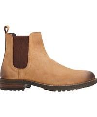 bonprix Kožená obuv Chelsea 0c9c10b1a99