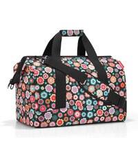 REISENTHEL Cestovní taška ALLROUNDER L happy flowers 7e5ad0b9b87