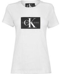 29629a0d9 Calvin Klein, bílé dámské topy, trička a tílka | 230 kousků na ...