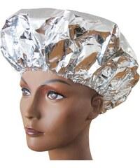 DUKO Pomůcky Aluminiová termo čepice na trvalou - průměr 35mm stříbrná
