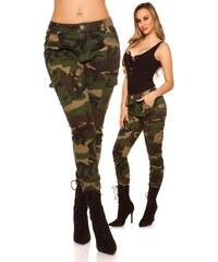 Maskáčové dámské oblečení  909a0fda24