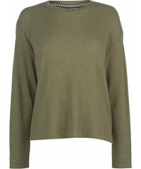 Triko SoulCal Nav T Shirt dámské Khaki 22c8559cae