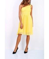 Žluté šaty pro družičky z obchodu PrimaButik.cz - Glami.cz 42485c5ddf