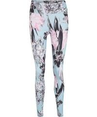 NIKE Sportovní kalhoty světlemodrá   růžová   černá c36e0d6a27