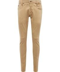 2Y PREMIUM 2Y kalhoty pánské Bolton Skinny Jeans Khaki - Glami.cz 335acbd3f4