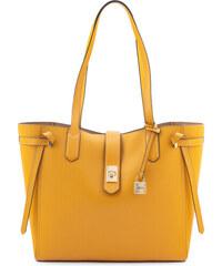 61f5384d93 Michael Kors Cassie Leather LG Tote kabelka žlutá