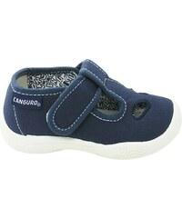 2a157d129c Canguro Chlapčenské papučky - modré