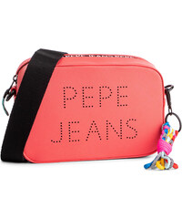 Kabelka PEPE JEANS - Bany Bag PL030982 Francois Red 240 4f495fcab6