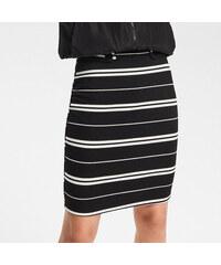 Reserved - Jersey szoknya - Fehér 41d49013bd