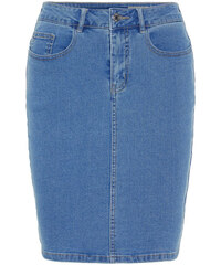 095626d78cca Vero Moda Dámska sukňa Hot Nine Hw DNM Pencil Skirt Mix Noos Light Blue  Denim