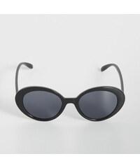 Sinsay - Retro slnečné okuliare - Čierna c70775916d0